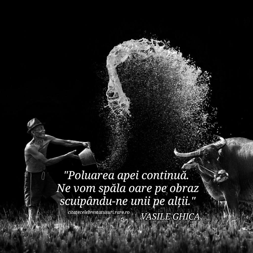 citate celebre despre apa Poluarea apei   Colectie de citate, statusuri, proverbe, cuvinte  citate celebre despre apa